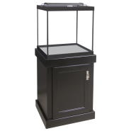 Marineland 20x18 Newport Stand with Handle Black 20x18