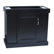 Marineland 48x13 Newport Stand with Handles Black 48x13