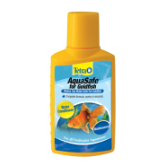 Tetra Aqua Safe for Goldfish Water Conditioner 3.38 oz
