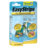 Tetra Easy Strips 6 in 1 Test 16C 25 pk