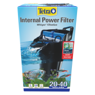 Whisper 40i Internal Power Filter w BioScrubber up to 40 gal