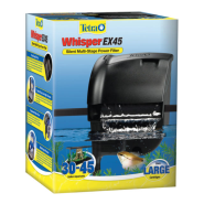 Whisper EX45 Silent Multi Stage Power Filter 30 to 45 gal
