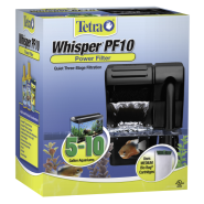 Whisper PF10 Power Filter 5 to 10 gal