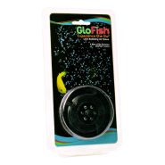 Tetra GloFish Round Bubbler with 6 Blue LEDS 6 ct