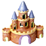 Tetra GloFish Ornament Large Castle