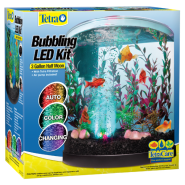 Tetra Bubbling LED Kit 3 Gallon Half Moon 2C