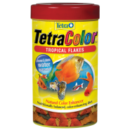 Tetra Color Tropical Flake Food .42 oz