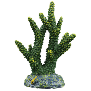 Tetra GloFish Ornament Coral Green Staghorn