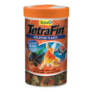 Tetra Fin Goldfish Flake Food 1 oz