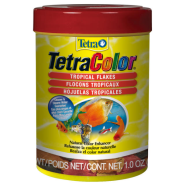 Tetra Color Tropical Flake Food 1 oz
