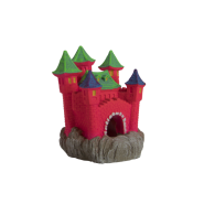Tetra GloFish Ornament Castle Large