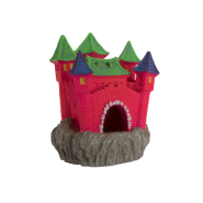 Tetra GloFish Ornament Castle X-Large