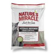 NM JFC Intense Odor Ctrl Clumping Litter 40 lb