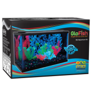 Tetra GloFish Glass Aquarium Kit 5 gal
