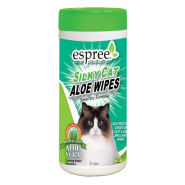 Espree Silky Cat Wipes - 50 count
