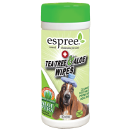 Espree Tea Tree & Aloe Wipes 50 ct