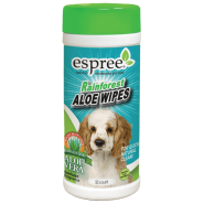 Espree Rainforest Aloe Wipes 50 ct