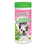 Espree Oatmeal Baking Soda Wipes 50 ct