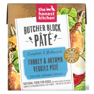 HK Dog Butcher Block Pate Turkey & Autumn Veggies 6/10.5 oz