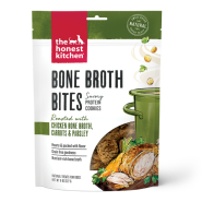 HK Dog Bone Broth Bites w/ Chicken Bone Broth & Carrots 8 oz