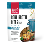 HK Dog Bone Broth Bites w/ Turkey Bone Broth & Pumpkin 8 oz