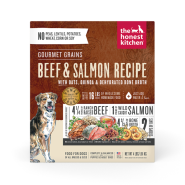 HK Dog Dehydrated Gourmet Grains Beef & Salmon 4 lb