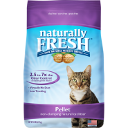 Naturally Fresh Non-Clumping Pellet Litter 14 lb