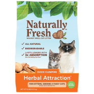 Naturally Fresh Quick-Clump Herbal Attraction Litter 14 lb