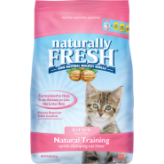 Naturally Fresh Natural Training Kitten Litter 14 lb