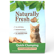 Naturally Fresh Quick-Clumping Litter 26 lb