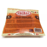 Primal Dog and Cat Raw Beef Marrow Bone Medium