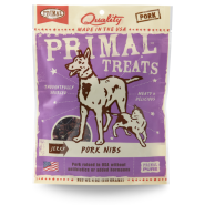 Primal Dog and Cat Pork Nibs 4 oz