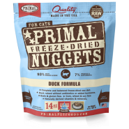 Primal Cat Duck Freeze Dried 14 oz