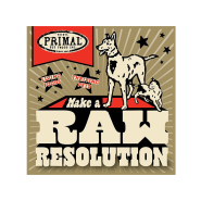 Primal Raw Resolution Poster