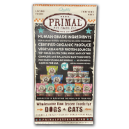 Primal Wholesome Raw Frozen Poster