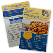 PlaqueOff Pamphlets 10 ct