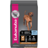 Eukanuba Adult Large Breed Lamb 30 lb