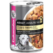 Eukanuba Adult Dinner With Chicken in Gravy 12/12.5 oz