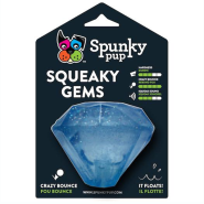 Spunky Pup Squeaky Gems Diamond