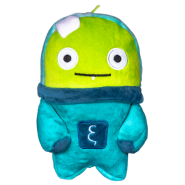 Spunky Pup Alien Flex Plush Toy Bubu