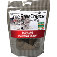 TRC Pet Dehydrated Beef Lung Treat 160 gm