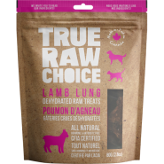 TRC Dog/Cat Dehydrated Raw Treats Lamb Lung 80 g