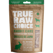 TRC Pet Dehydrated Rabbit Ears Treat 60 gm