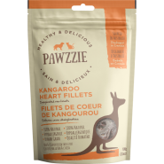 Pawzzie Kangaroo Heart Fillet Dog & Cat Treat 100 gm
