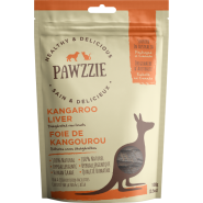 Pawzzie Kangaroo Liver Dog & Cat Treat 100 gm