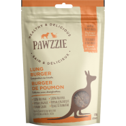 Pawzzie Kangaroo Lung Burger Dog & Cat Treat 130 gm