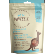 Pawzzie Kangaroo Strips Dog & Cat Treat 128 gm