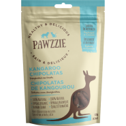 Pawzzie Kangaroo Chipolatas Dog & Cat Chew 128 gm
