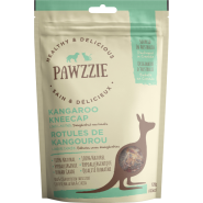 Pawzzie Kangaroo Kneecap Dog Chew 128 gm