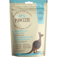 Pawzzie Kangaroo Mini Sticks Dog & Cat Treat 128 gm